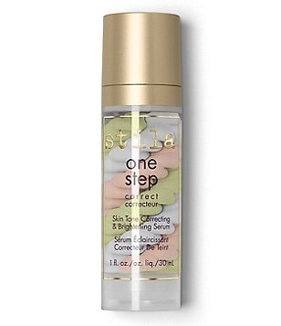 stila one step correct skin tone correcting brightening serum