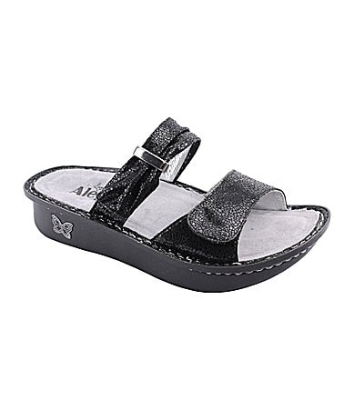 Alegria Karmen Slide Sandals