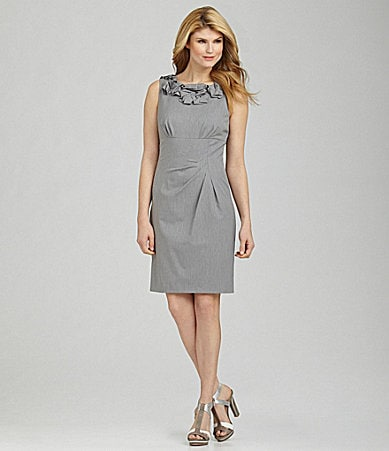 Antonio Melani Elsu Pinstripe Dress