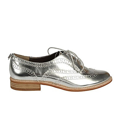 Sam Edelman Jerome Metallic Oxfords