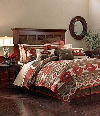 Reba Cheyenne Reversible Bedding Collection
