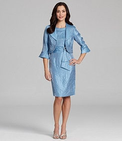 Plus-Size Jacket Dress | Editor's Pick @ ElegantPlus.com