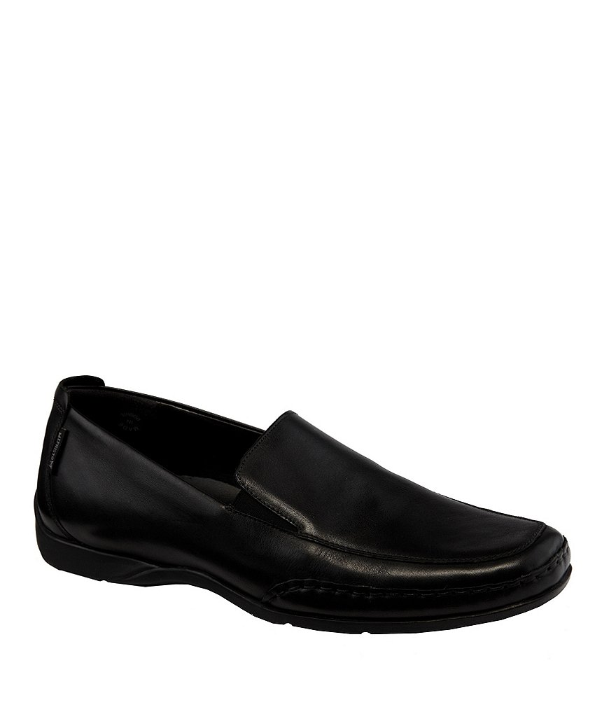 Mephisto Edlef Casual Leather Slip-On Loafers