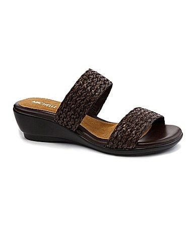 Michelle D Virginia Slide Sandals