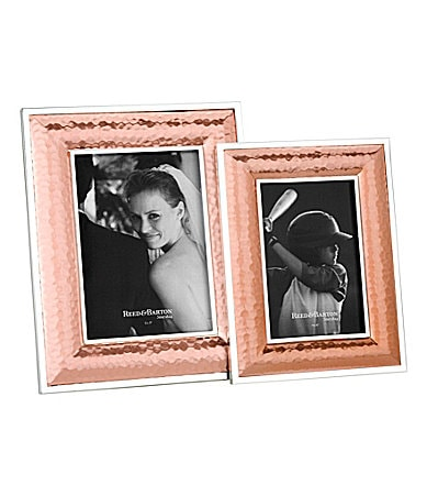 Reed & Barton Dorsey Copper Picture Frames