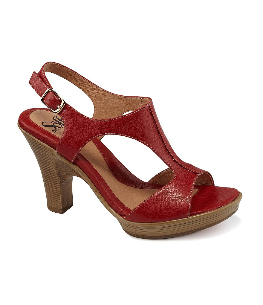 Sofft Vannie T-Strap Sandals