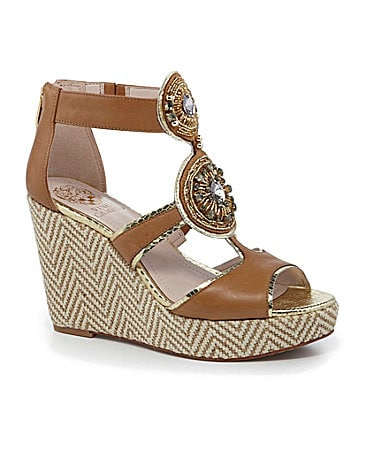 Vince Camuto Torta Espadrille Wedges