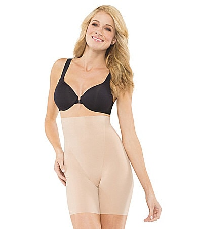 Spanx Trust Your Thinstincts High-Waisted Mid-Thigh Shaper