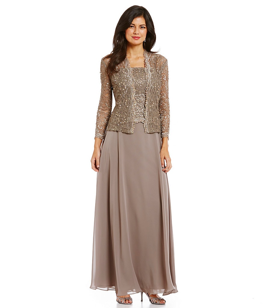 Plus size evening dresses dillards formal dresses for Dillards plus size wedding guest dresses