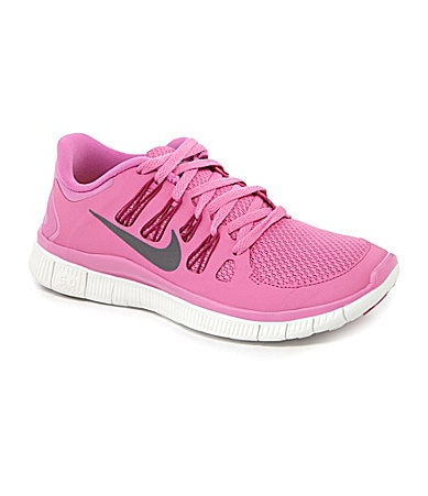 Nike Women�s Free Run 5.0+ Barefoot Running Shoes