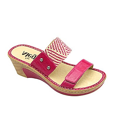 Alegria Lana Wedge Sandals