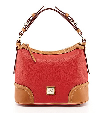 Dooney & Bourke Leather Dillard�s 75th Anniversary Hobo Bag