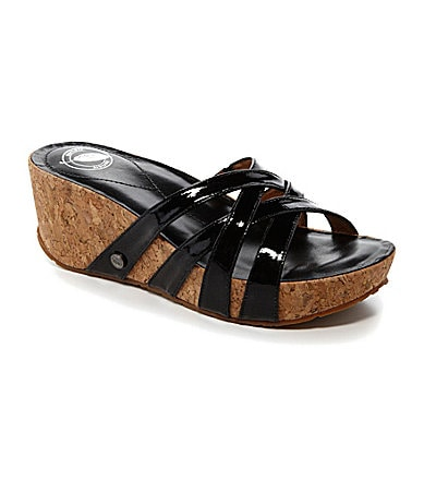 Nurture Truth Wedge Sandals
