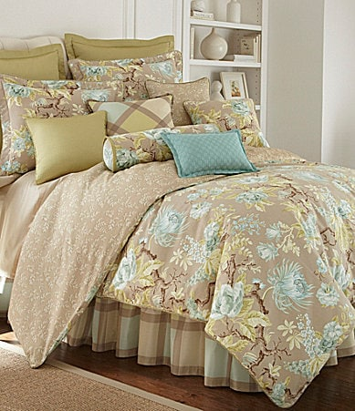 Rose Tree Dorsett Bedding Collection