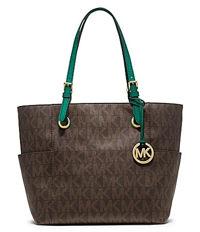 MICHAEL Michael Kors Signature Jet Set East/West Tote Bag