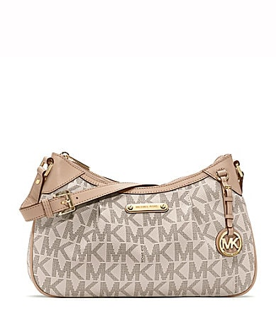 MICHAEL Michael Kors Signature Jet Set Shoulder Bag