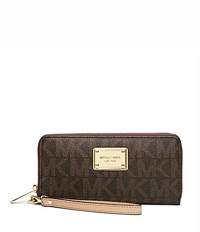 MICHAEL Michael Kors iPhone Logo Continental Wallet