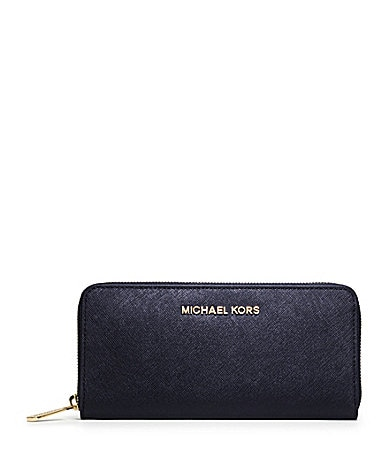 MICHAEL Michael Kors Jet Set Travel Zip Wallet