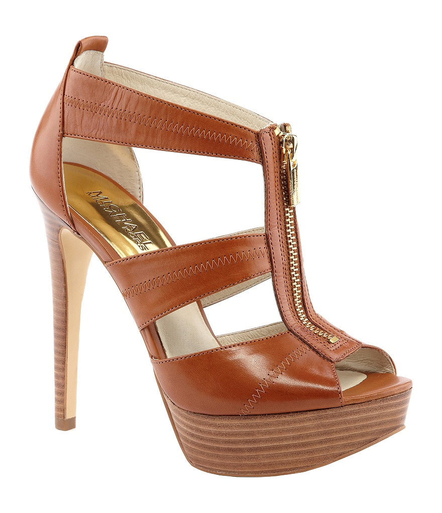 MICHAEL Michael Kors Berkley Platform Sandals