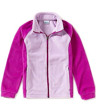 Columbia 7-16 Benton Springs Fleece Jacket