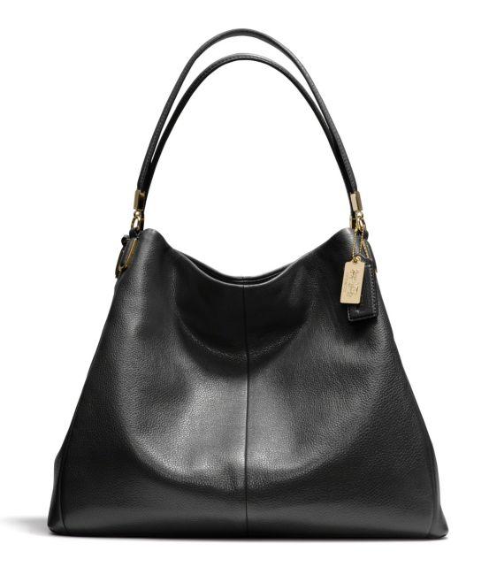 Madison Leather Phoebe Shoulder Bag Review 65