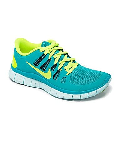 Nike Women�s Free 5.0+ Running Shoes