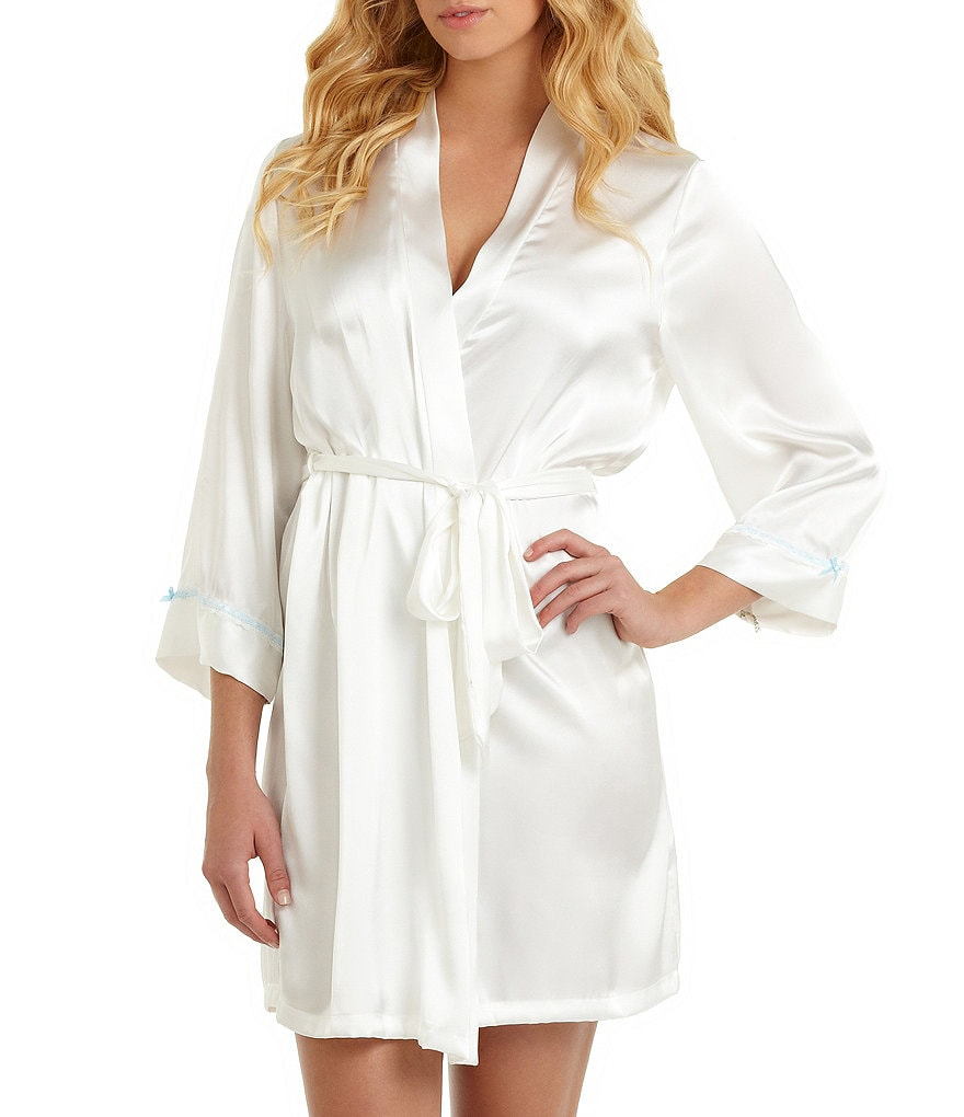 In Bloom by Jonquil The Bride Wrap Robe