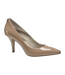 MICHAEL Michael Kors MK Flex Mid Pointed-Toe Pumps Image