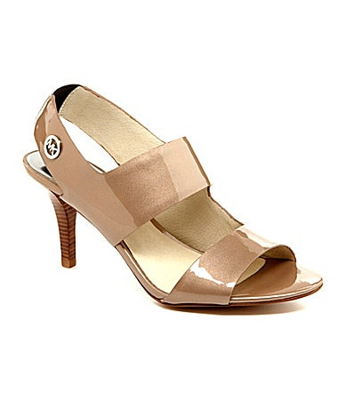 MICHAEL Michael Kors Rochelle Open-Toe Sandals