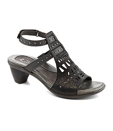 Naot Vogue Ankle-Strap Sandals