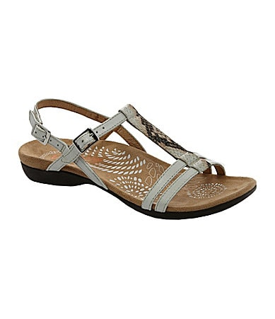 Dr. Andrew Weil by Orthaheel Strive T-Strap Sandals