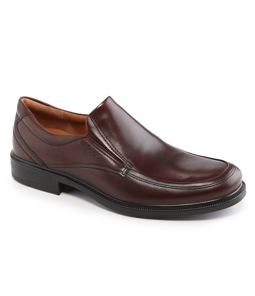 ECCO Men's Dublin Moc-Toe Loafers