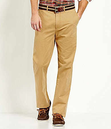 Cremieux Madison Flat Front Chino Pant
