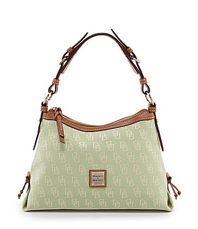 Dooney & Bourke Signature Hobo Bag