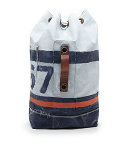 Polo Ralph Lauren Buoy-Inspired Painted Canvas Backpack