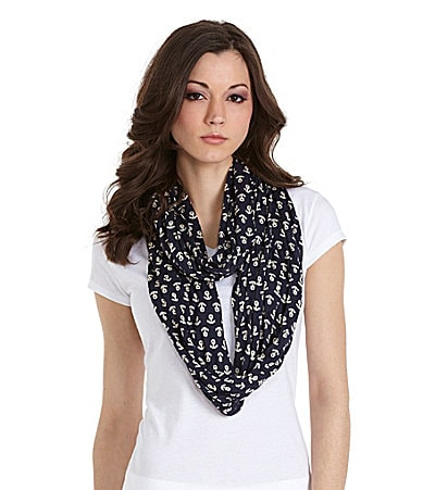 Sperry Top-Sider Anchor Infinity Scarf