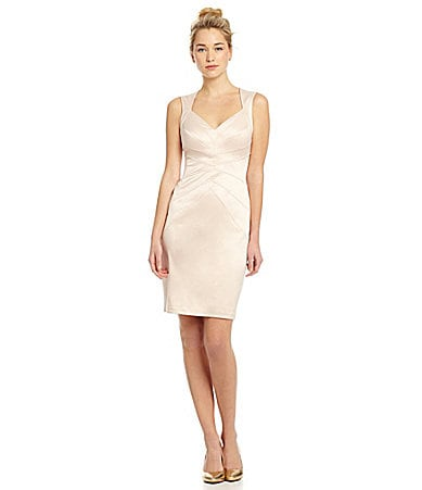 Jessica Simpson Sleeveless Bandage Dress