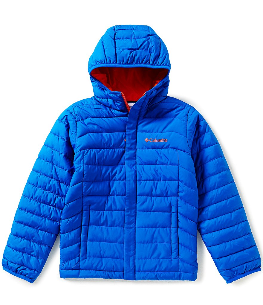 Columbia 8-20 Powder Lite Puffer Jacket