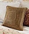 "18"" Paper Knit Square Pillow"