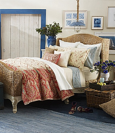 Lauren Ralph Lauren Mirabeau Paisley Bedding Collection
