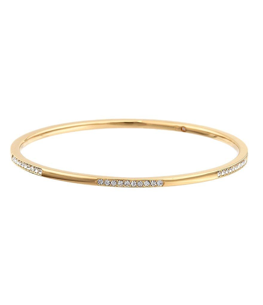 Nadri Crystal and Metal Bangle