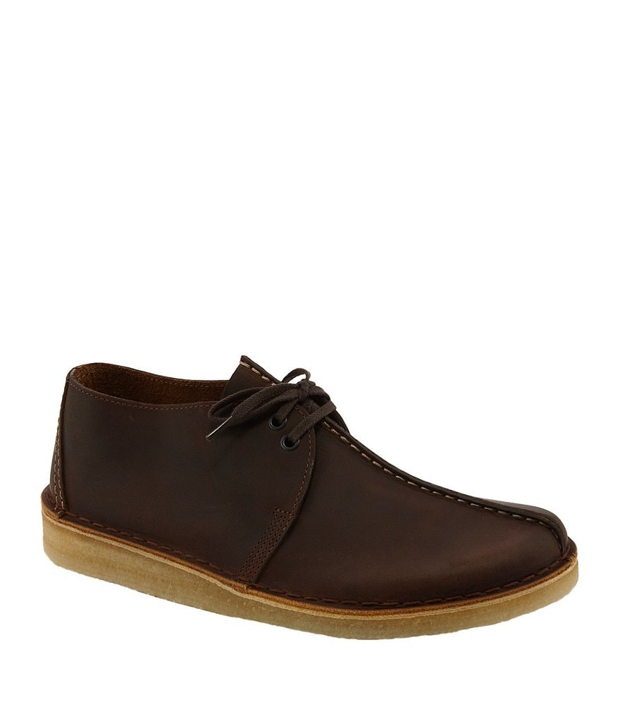 Clarks Men´s Desert Trek Leather Chukka Boots