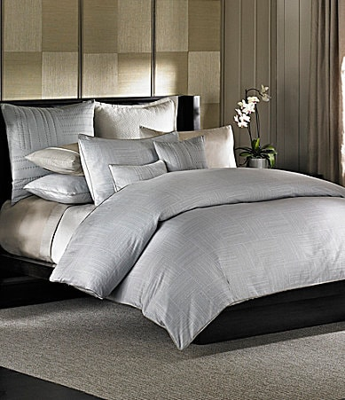 Barbara Barry Glass Block Bedding Collection