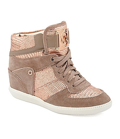 MICHAEL Michael Kors Nikko II High-Top Sneakers