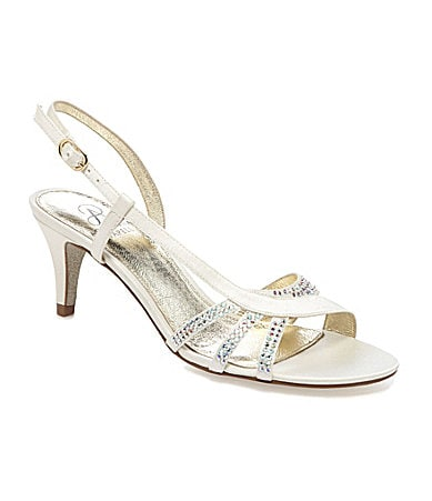 Adrianna Papell Melisa Jeweled Dress Sandals