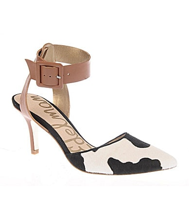 Sam Edelman Okala Ankle-Strap Pumps
