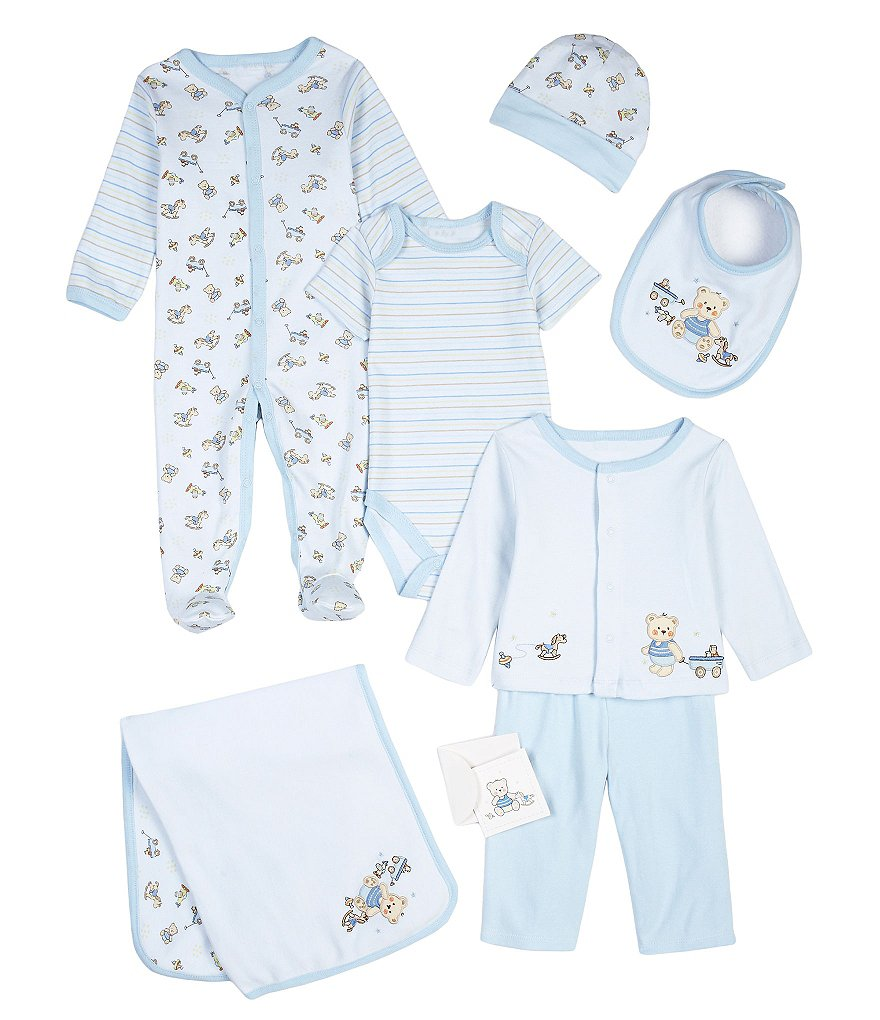 Starting Out Newborn 7-Piece Bear Set