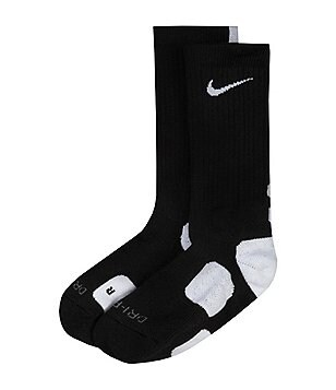 Nike Boys' Elite Basketball Crew Socks