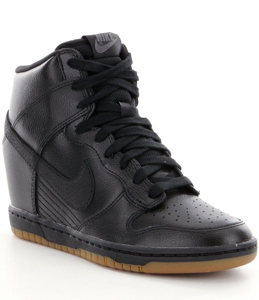 Nike Dunk Sky Hi High-Top Women´s Shoes