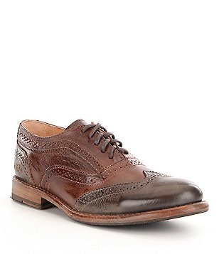 Bed Stu Lita Wingtip Oxfords